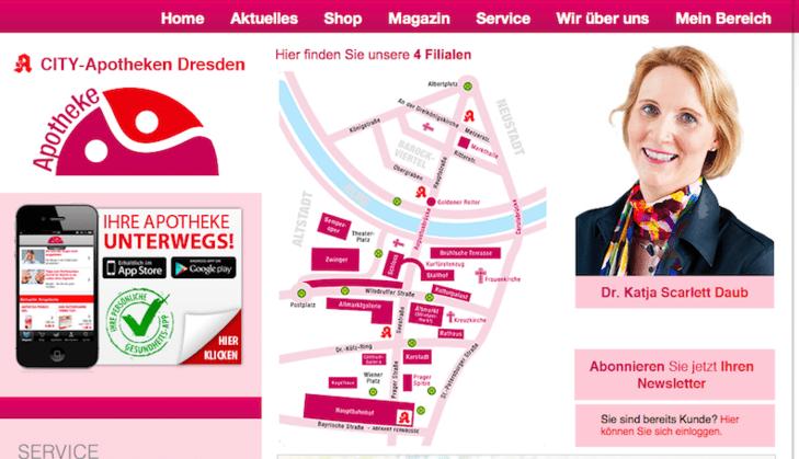 City - Apotheken Dresden